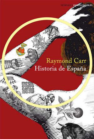 HISTORIA DE ESPAÑA - RAYMOND CARR