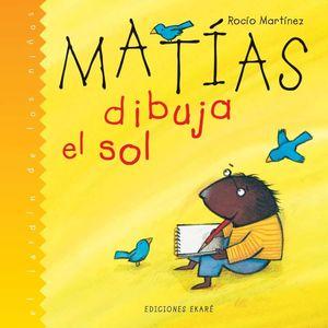 MATÍAS DIBUJA EL SOL