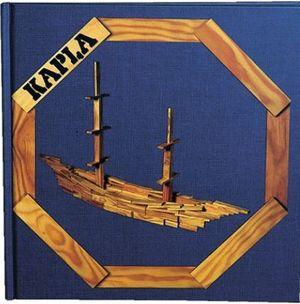 KAPLA - LIBRO 2, PARA EXPERTOS
