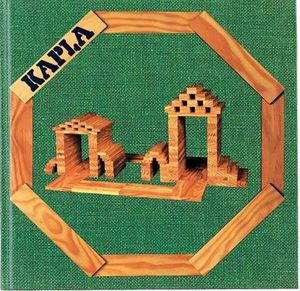 KAPLA - LIBRO 3, DE ARQUITECTURAS SIMPLES